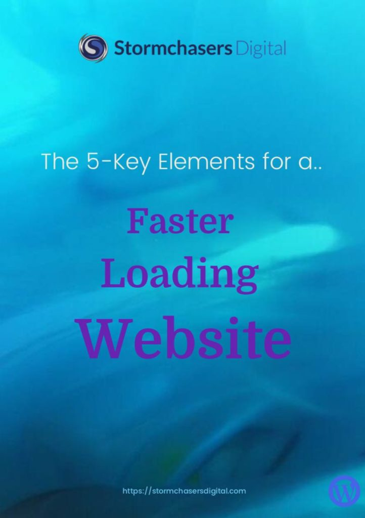 5 Key Elements For A Faster Loading Website